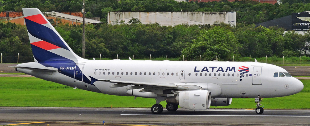 LATAM temporarily suspends additional international routes