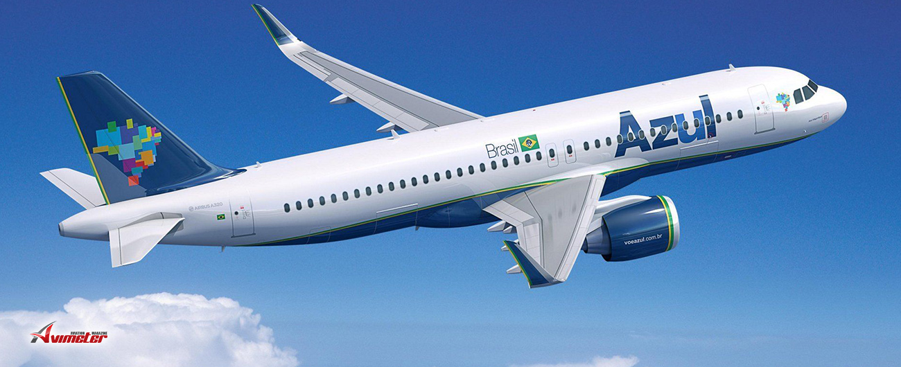 CDB Aviation Delivers A321neo Aircraft to New Brazilian Airline Customer Azul