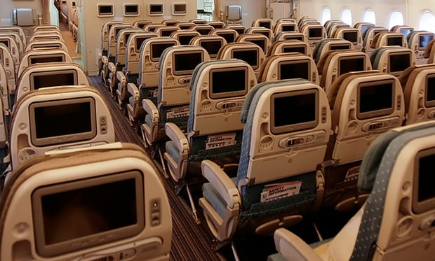 'Incredible shrinking airline seat': US court says seat size a safety issue