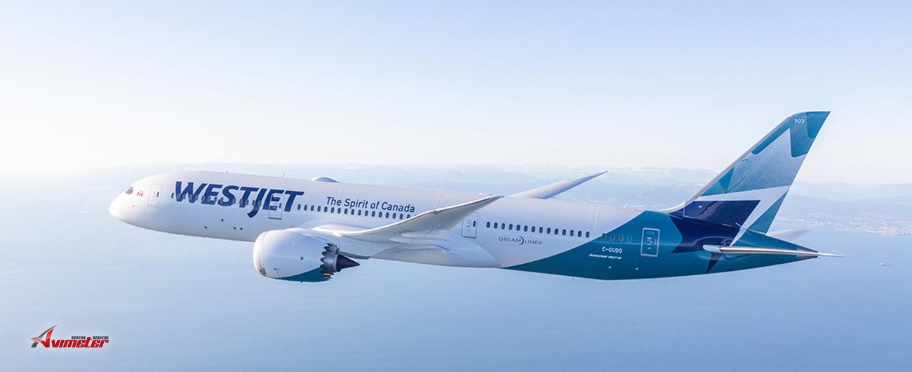 WestJet gives Calgary more Dreamliner