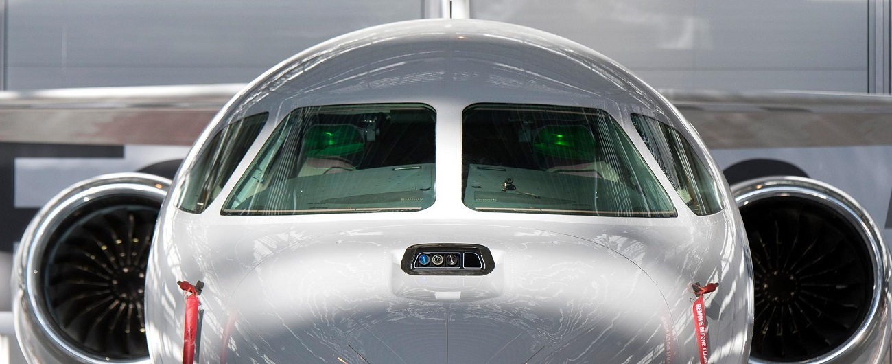 Global business jet market continues to be weak