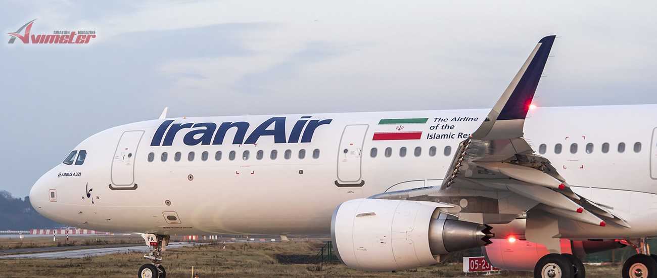 Iran Air secures Chinese funding for aircraft