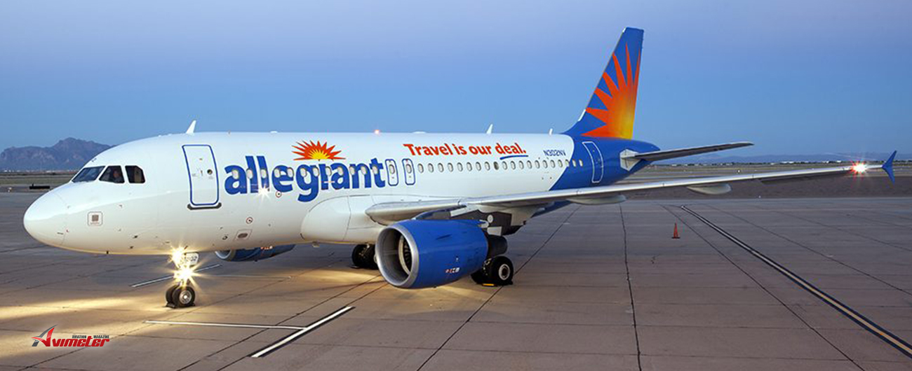Allegiant Files Application With U.S. Department Of Transportation To Offer Scheduled Service To Mexico