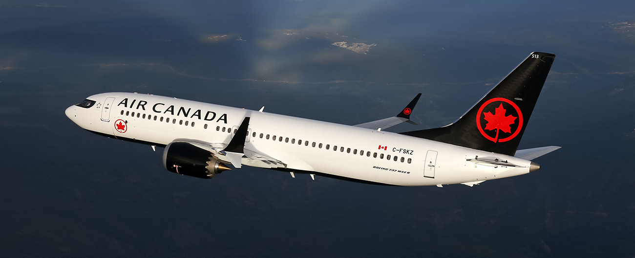 Air Canada Provides Update in Response to Covid-19