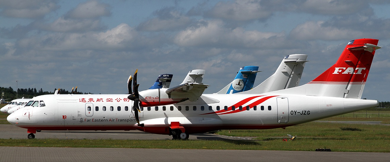 NAC delivered one ATR 72-600, MSN 1171, to Far Eastern Air Transport Corporation on lease