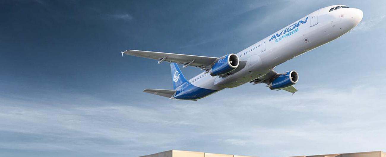 Avion Express enters cargo transportation market