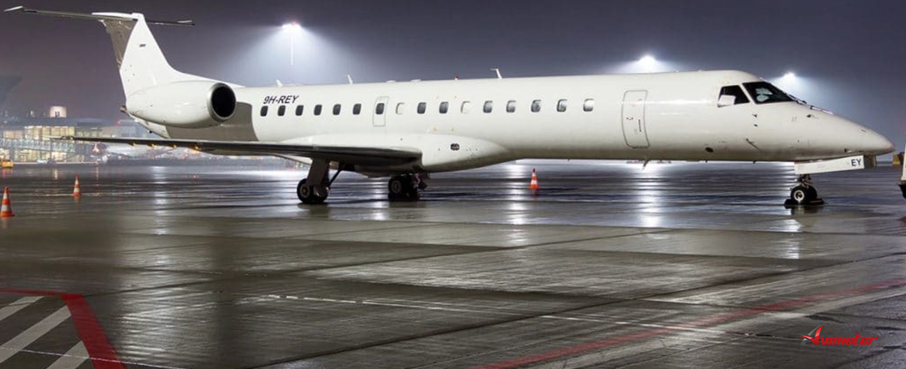 Maleth To Take Up More Embraer 145 Aircraft
