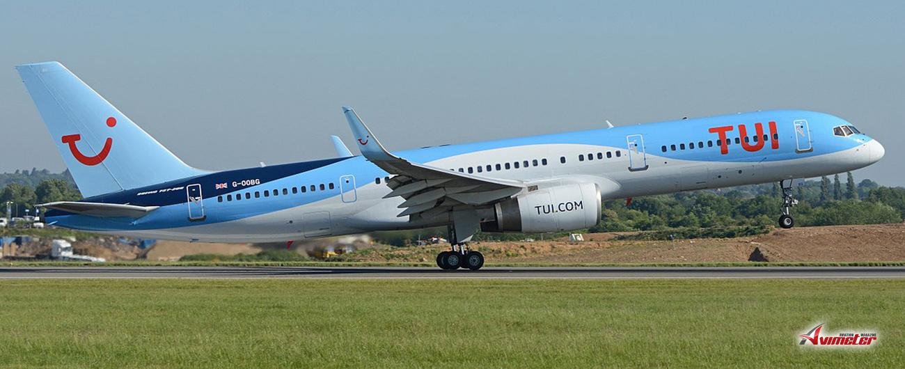 Skytech-AIC mandated by TUI to market one Boeing 757-200 (ETOPS) without engines