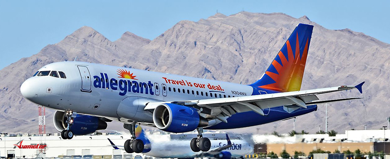 Allegiant Air selects SR Technics as its exclusive CFM56-5B maintenance provider