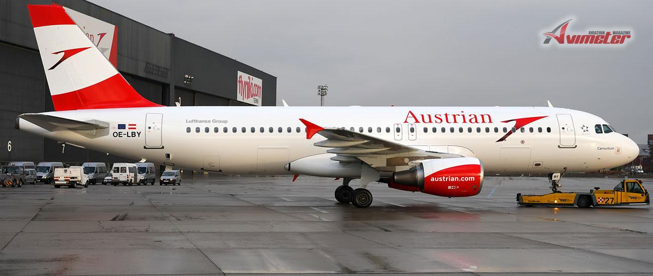 Austrian Airlines Reaches Break-Even Point After Good Second Quarter