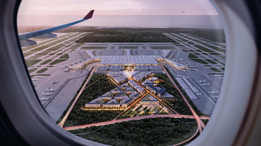 Turkish Aviation Sector To Grow Further With Istanbul's Third Airport