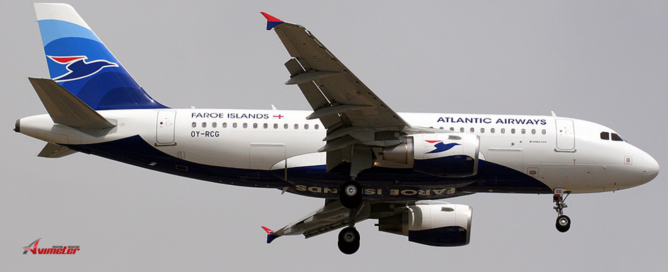 New partnership with Atlantic Airways