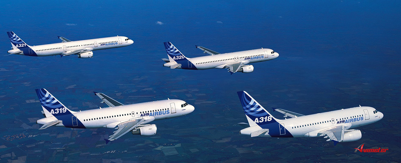 Airbus Orders & Deliveries for February 2019