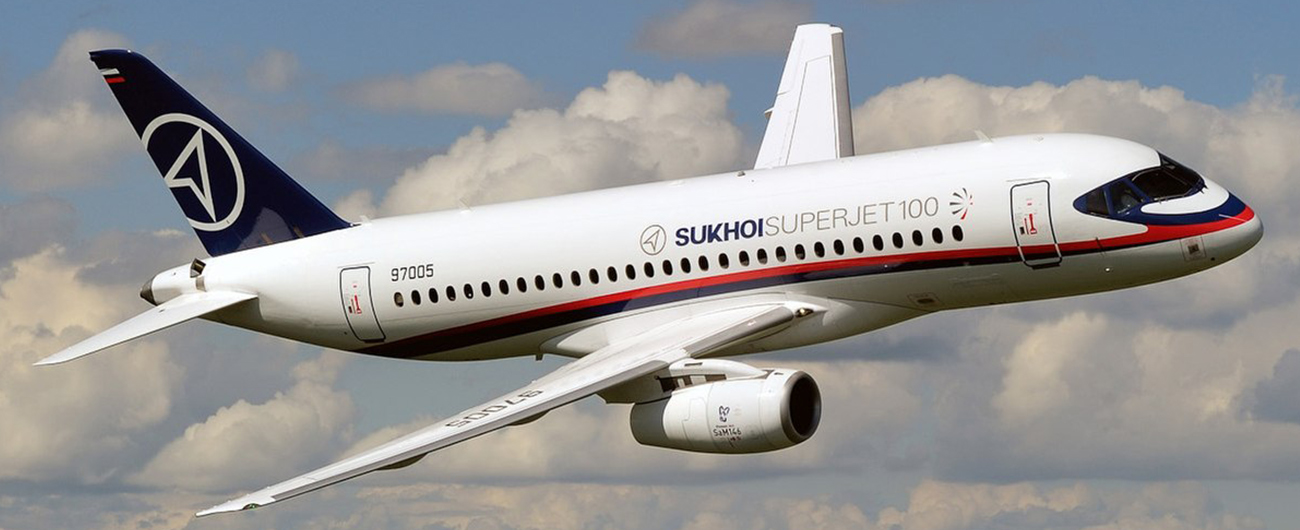 Air-conditioning tests start for 'Russified' Superjet