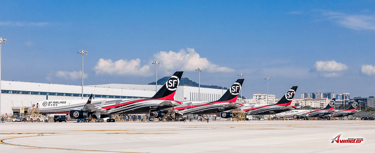 Precision Aircraft Solutions Redelivers 26th Conversion To SF Airlines