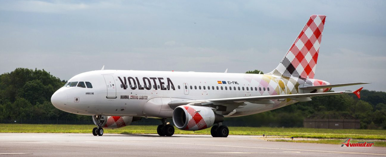 Volotea Increases Its Fleet With Six Additional Airbus A319 To Reach 36 Aircraft This Summer
