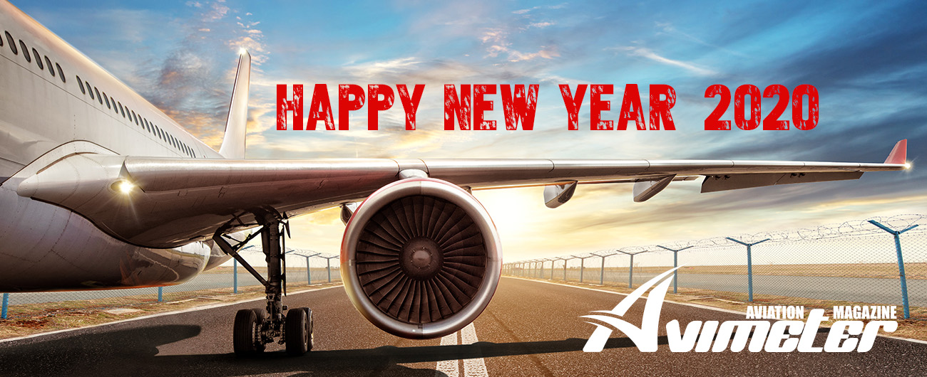 Happy New Year From Avimeter Magazine