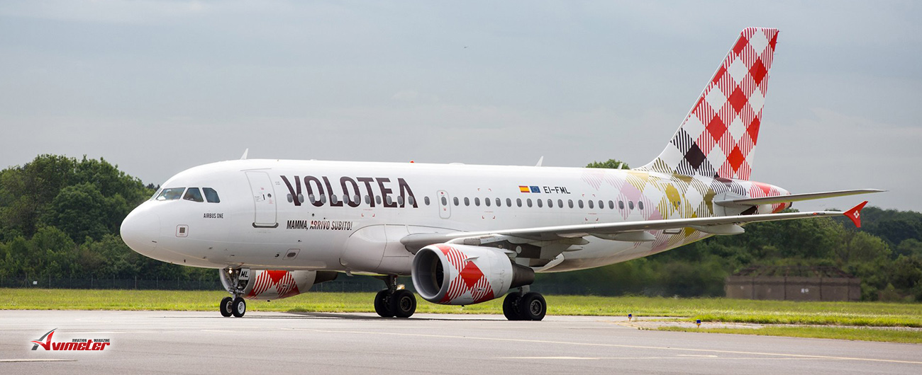 Volotea selects Airbus Services as its exclusive long-term partner for A319 Family pilot training