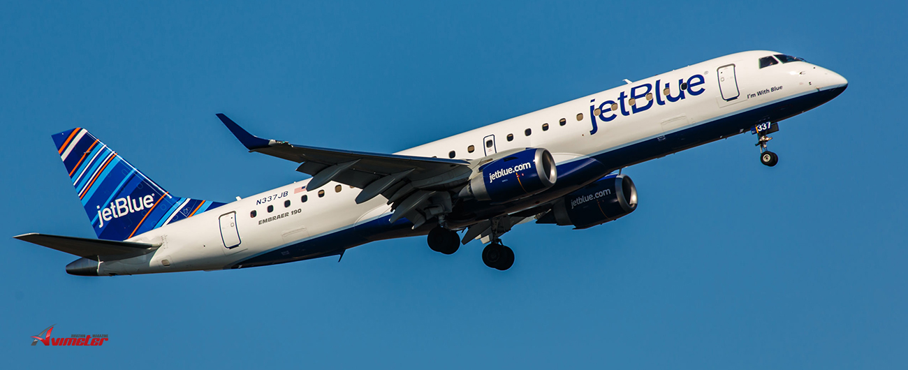 Fitch Affirms JetBlue at 'BB'; Outlook Positive