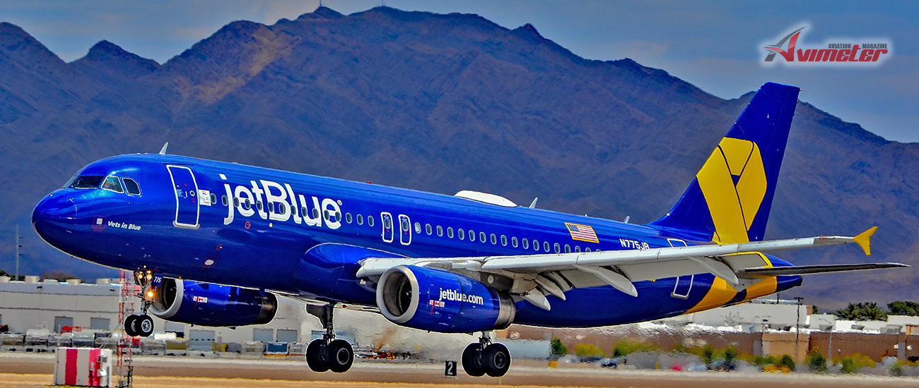 JetBlue Airways Reports January 2018 Traffic