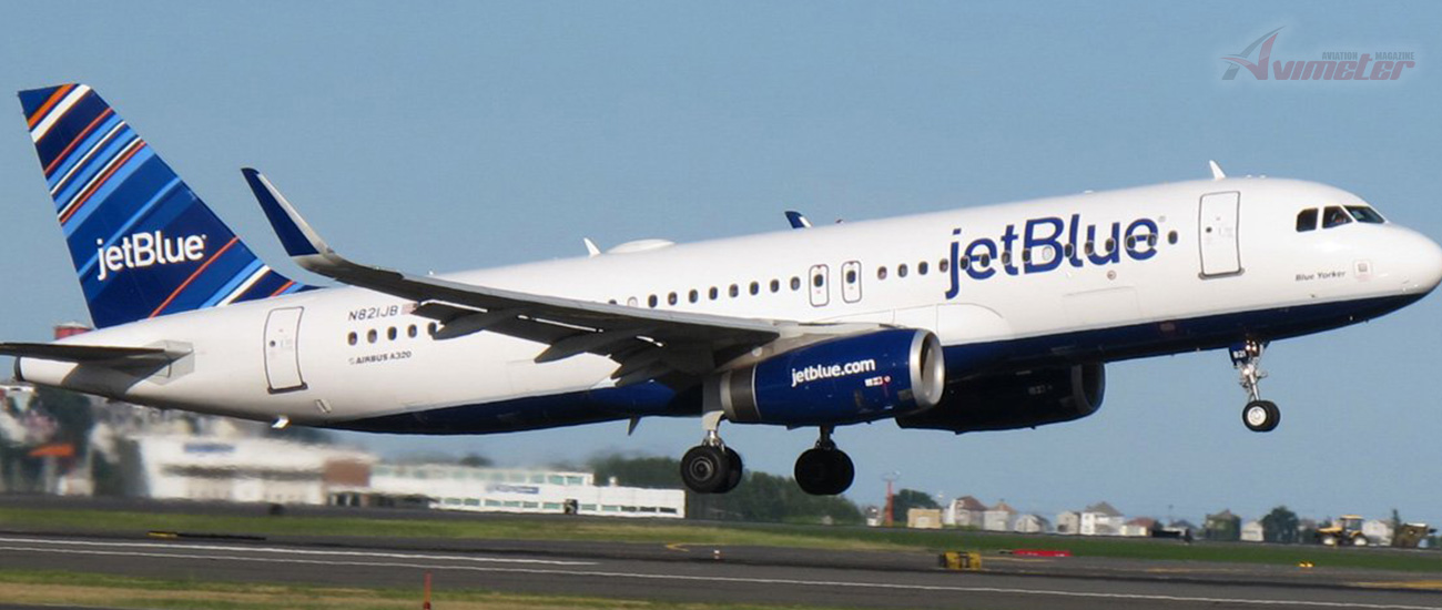 JetBlue Airways Reports October 2017 Traffic