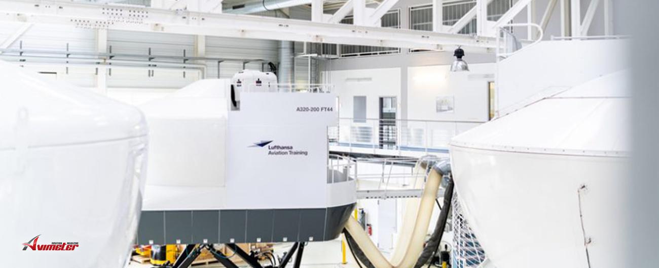 Lufthansa Aviation Training extends simulator fleet and expands training centers