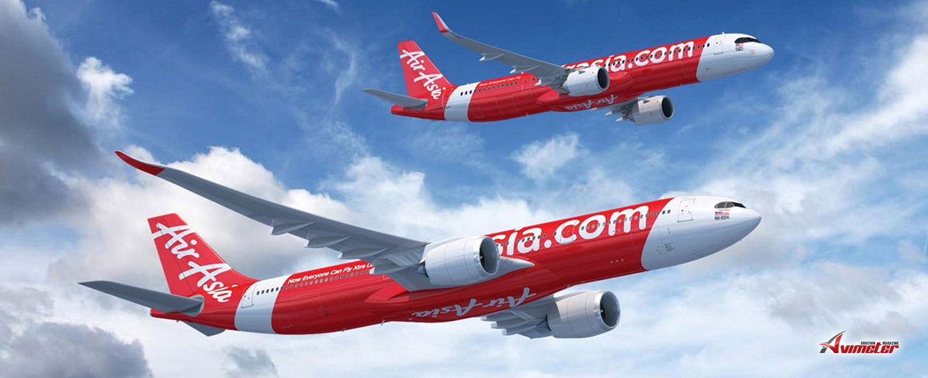 AirAsia inks major deal with Airbus