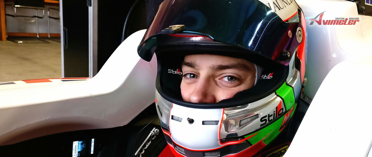 PRIVATEFLY CONFIRMS SPONSORSHIP FOR TEENAGE F4 DRIVER OLLI CALDWELL, AS HE JETS INTO EUROPE