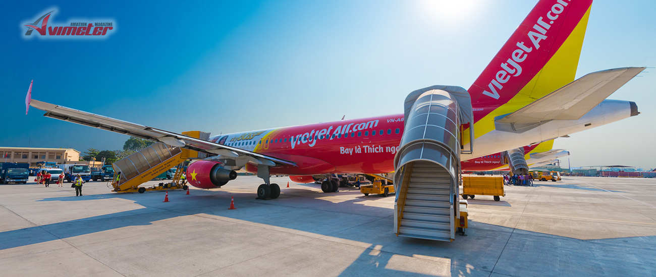 Cubana is in talks with VietJet to lease aircraft