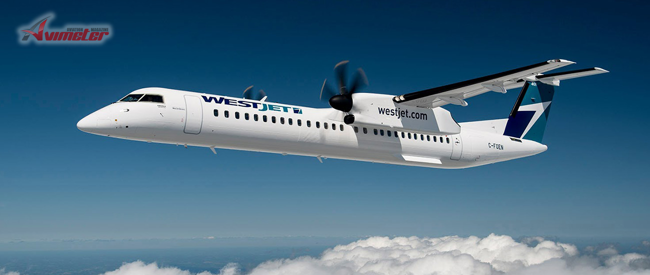 Elix Aviation Capital to Lease Two Bombardier Q400 to WestJet Encore