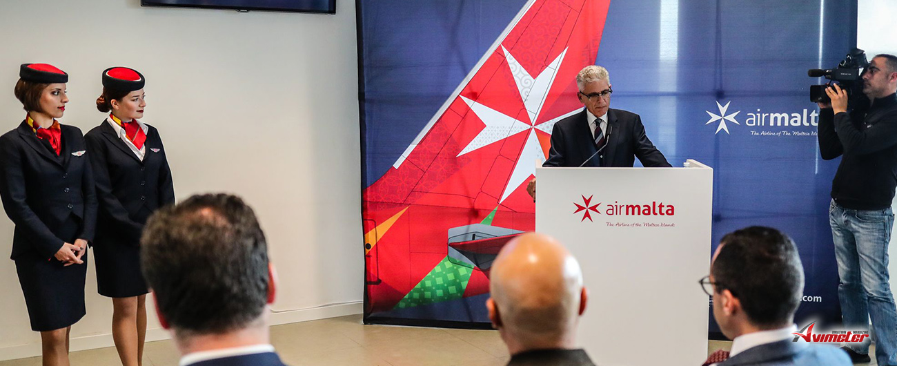 Air Malta Holidays Launched