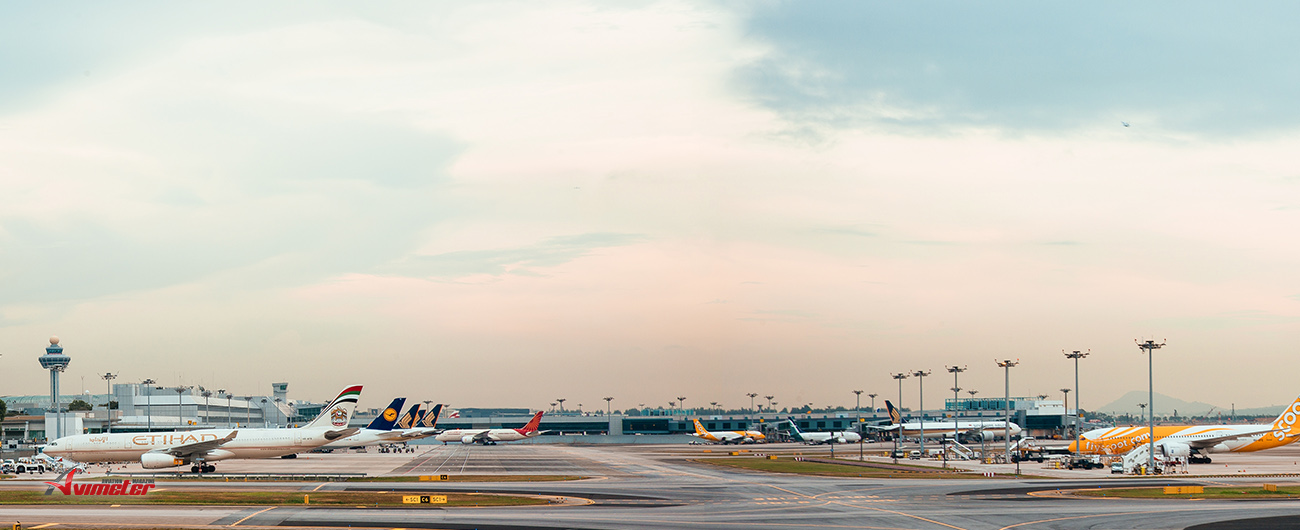 Changi Airport crosses 65 million passenger mark in 2018