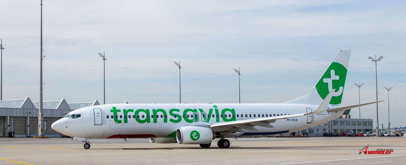 Transavia installs sustainable winglet in partnership with GKN Fokker Techniek