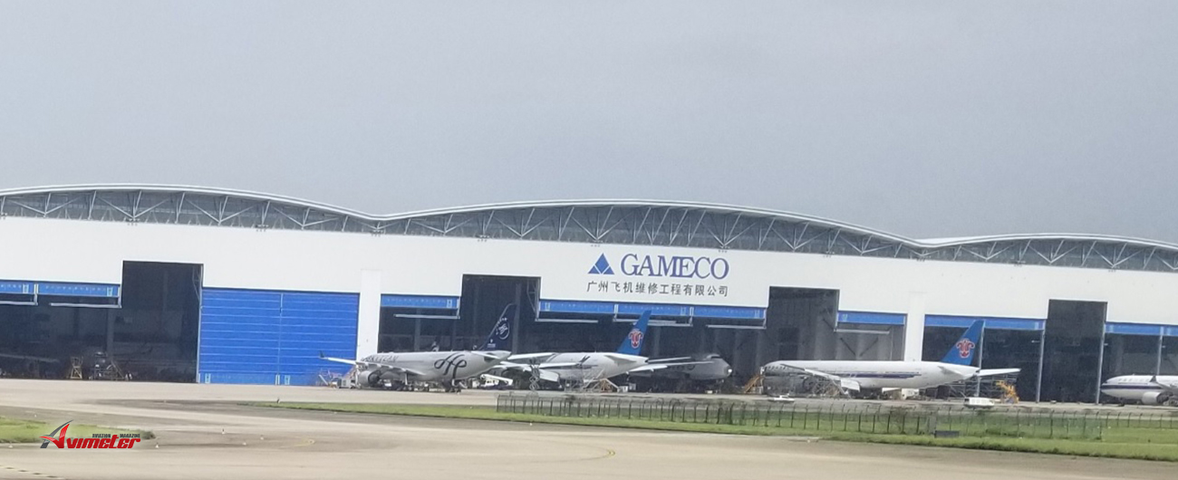 GAMECO Becoming Boeing's Maintenance Support Supplier