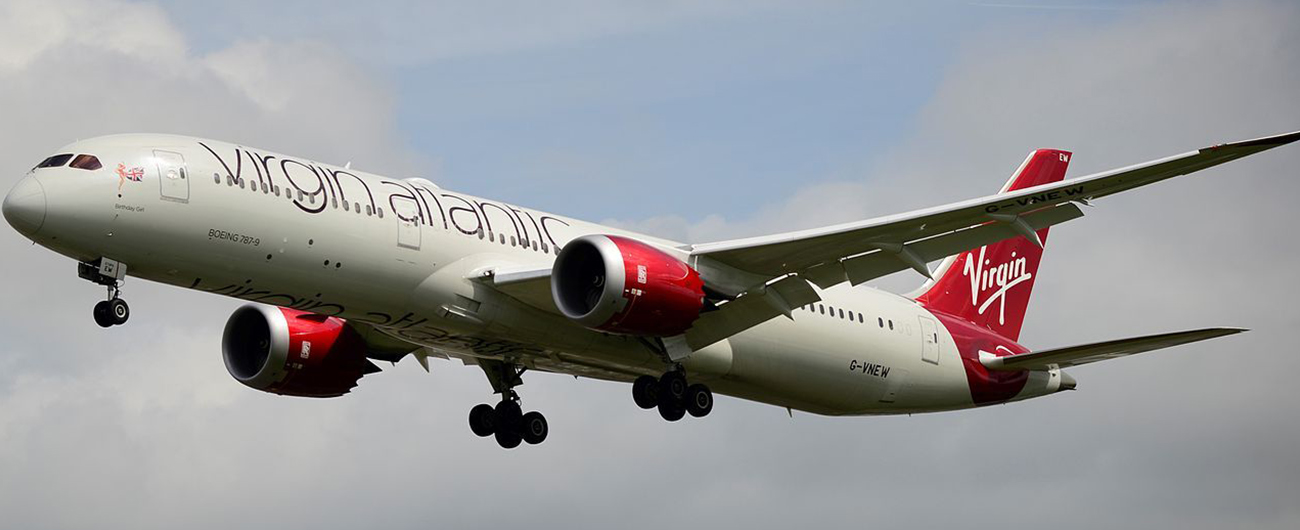 Virgin Atlantic: Action to safeguard future against Covid-19
