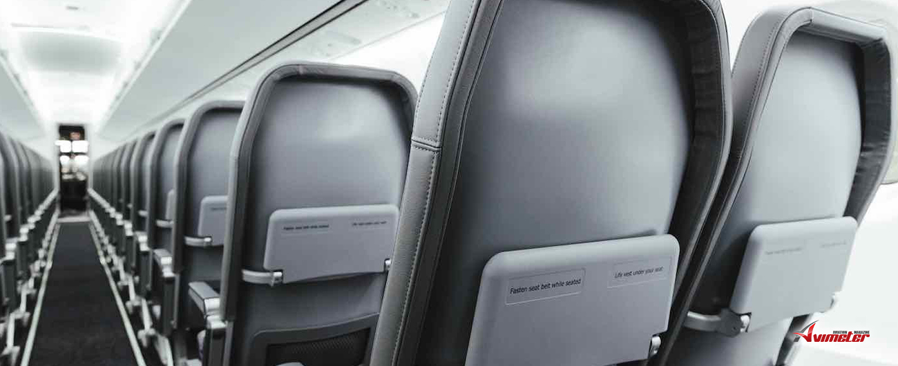 Magnetic MRO produces a record number of interior details for Finnair's ATR fleet