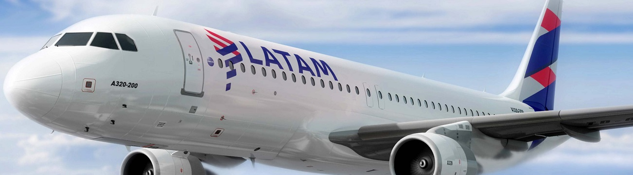 LATAM Airlines Group reports preliminary monthly statistics for September 2017
