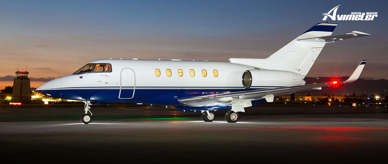 HAWKER 900XP ASKING PRICE: US$ 4,750,000