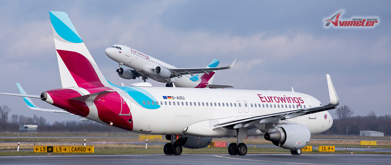 SR Technics signs a major engine MRO agreement with Eurowings