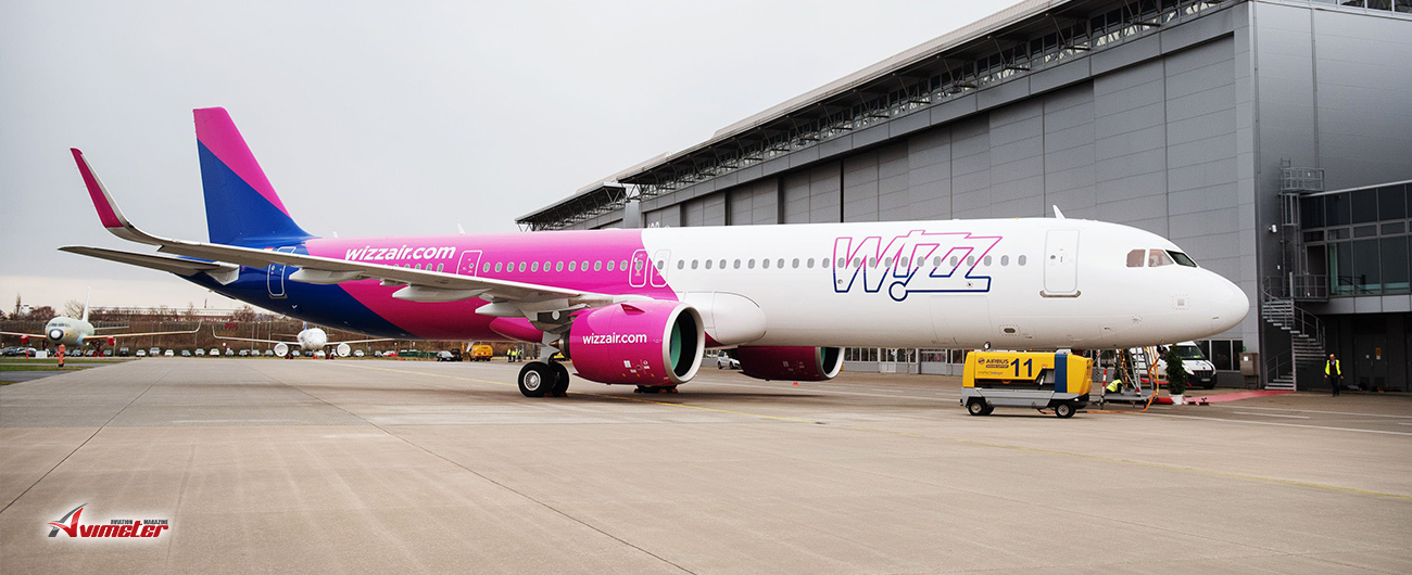 Wizz Air Selects Pratt & Whitney GTF™ Engines to Power an Additional 166 Airbus A320neo Family Aircraft