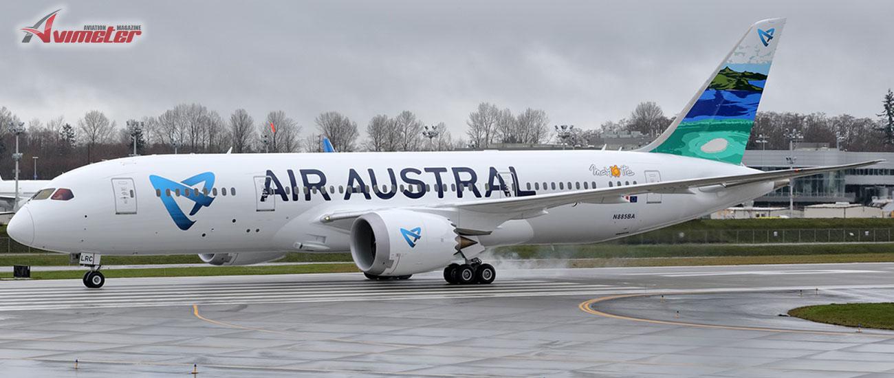 La nouvelle ligne des compagnies partenaires Air Madagascar et Air Austral