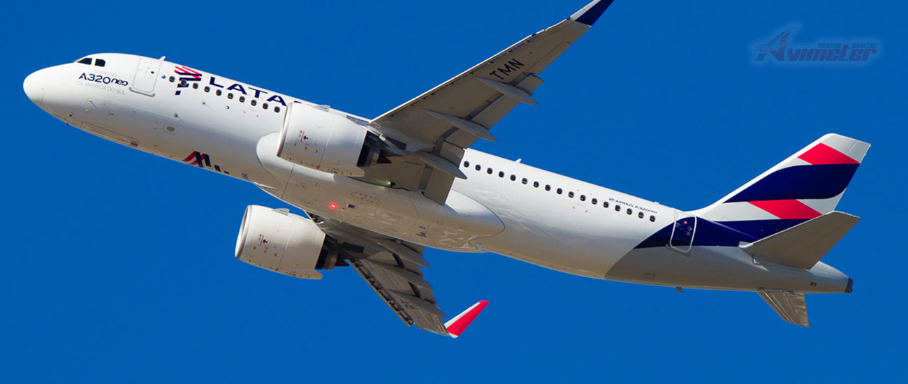 Avolon delivers one Airbus A320Neo aircraft to LATAM Airlines Group
