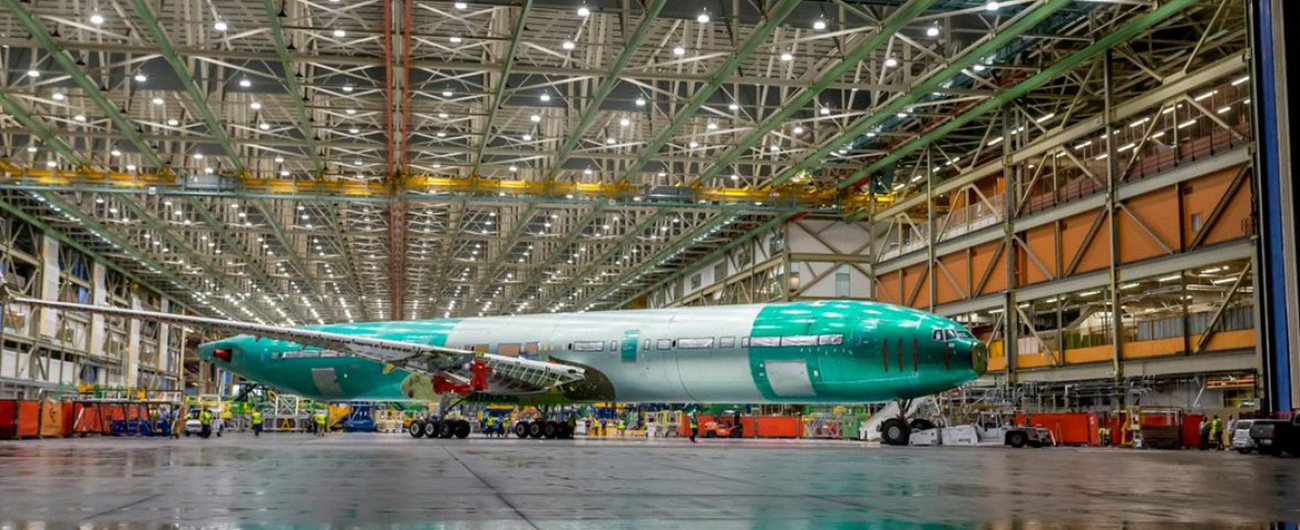 Boeing to Temporarily Suspend Puget Sound Production Operations in Response to Escalating COVID-19 Pandemic