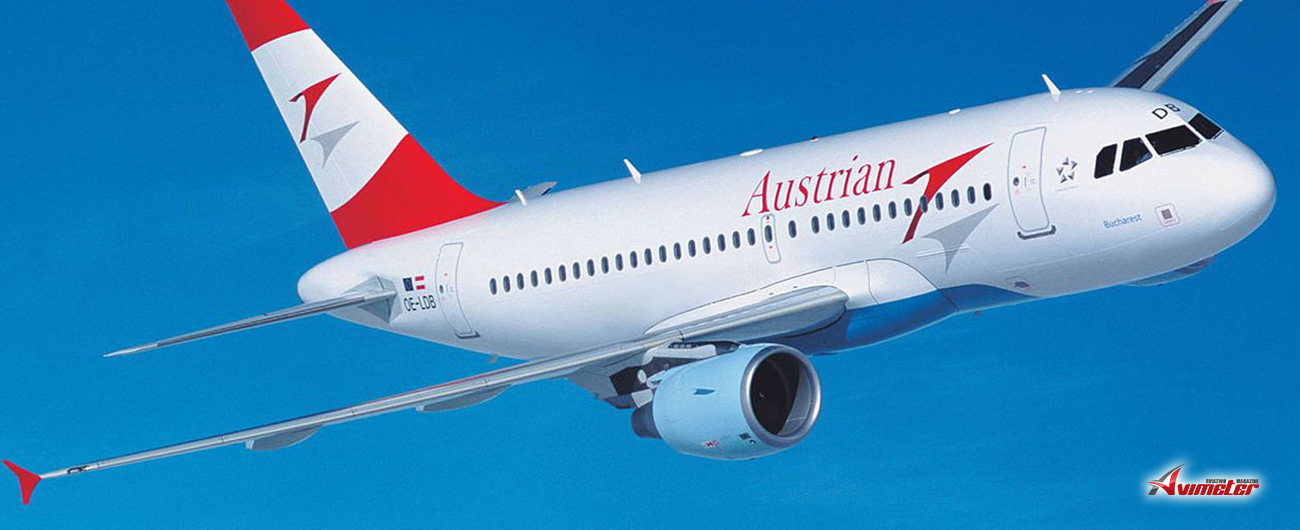 Austrian and Eurowings fly in New Formation in Austria