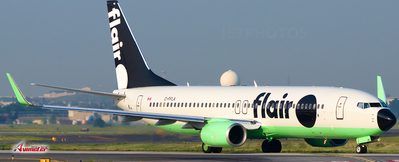 Flair Airline looks to grow its fleet