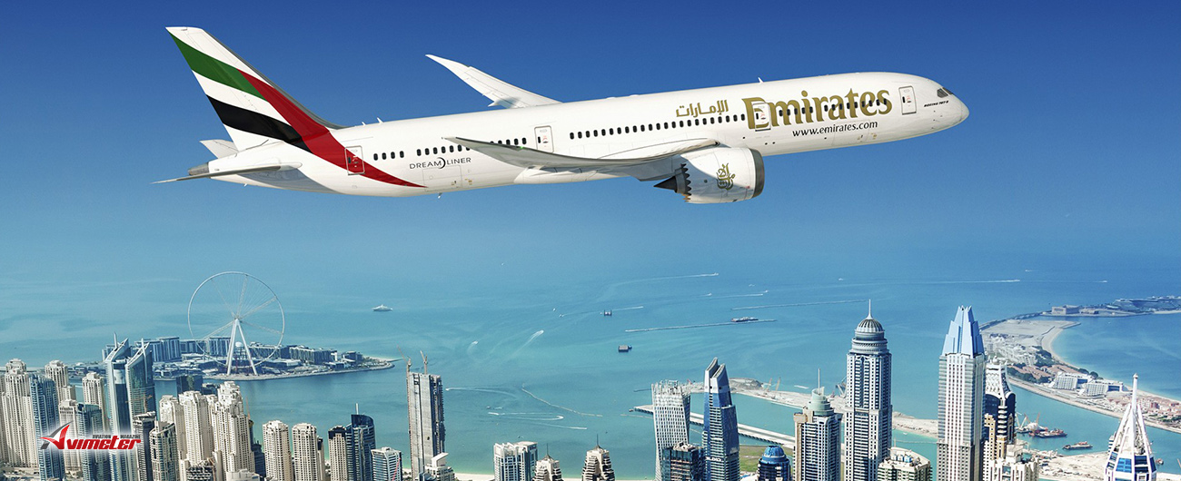 Emirates firms up US$8.8 billion order for 30 Boeing 787s at 2019 Dubai Airshow
