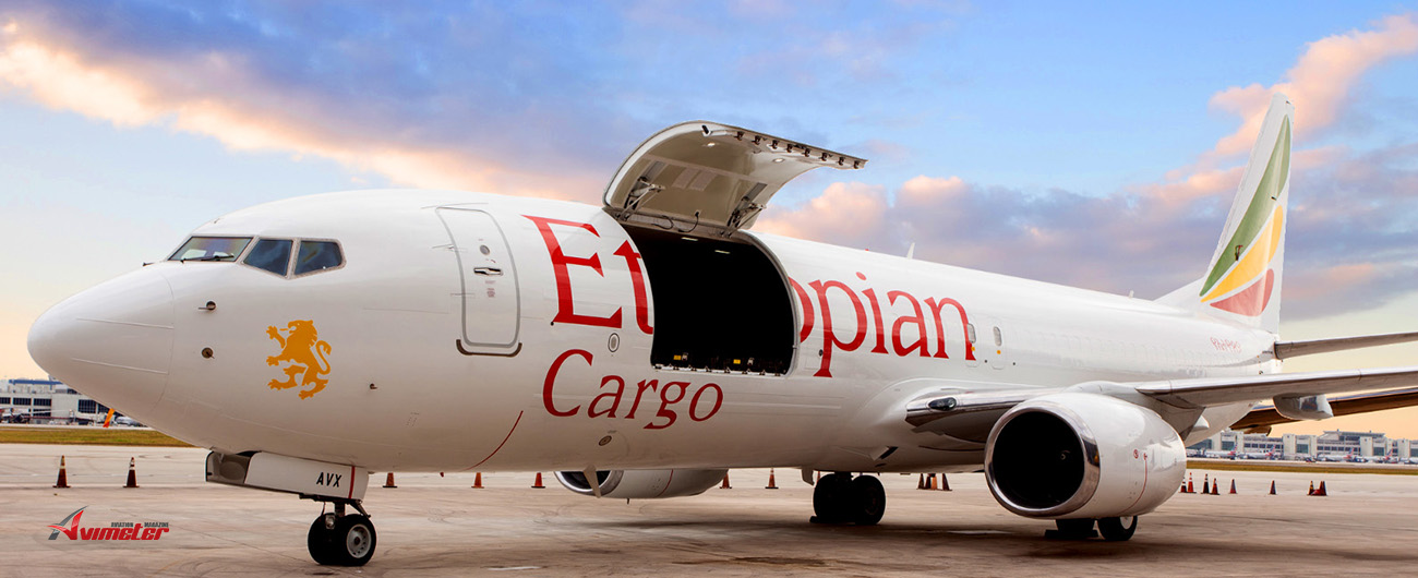 Ethiopian Airlines Takes Delivery of B737 Freighter