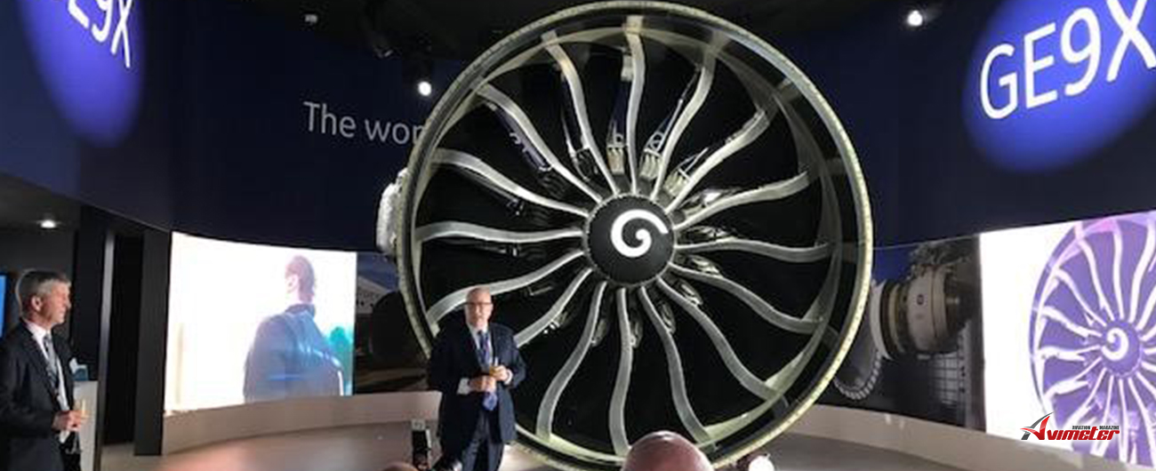 GE Aviation Sets $55 Billion Order Record at the Paris Air Show