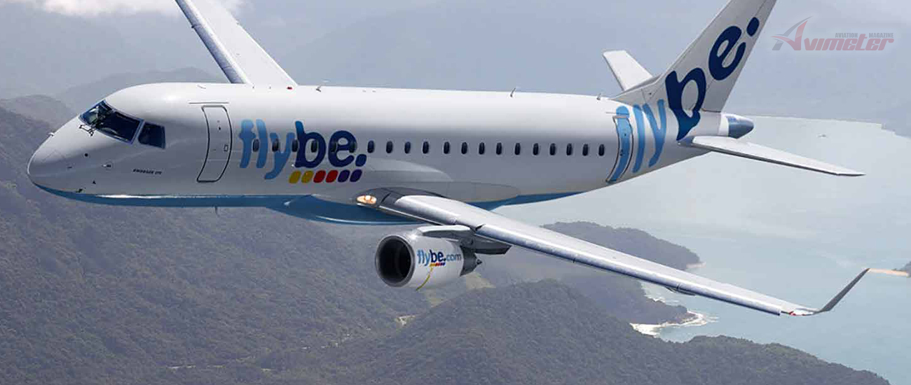 New Flybe route to London takes off