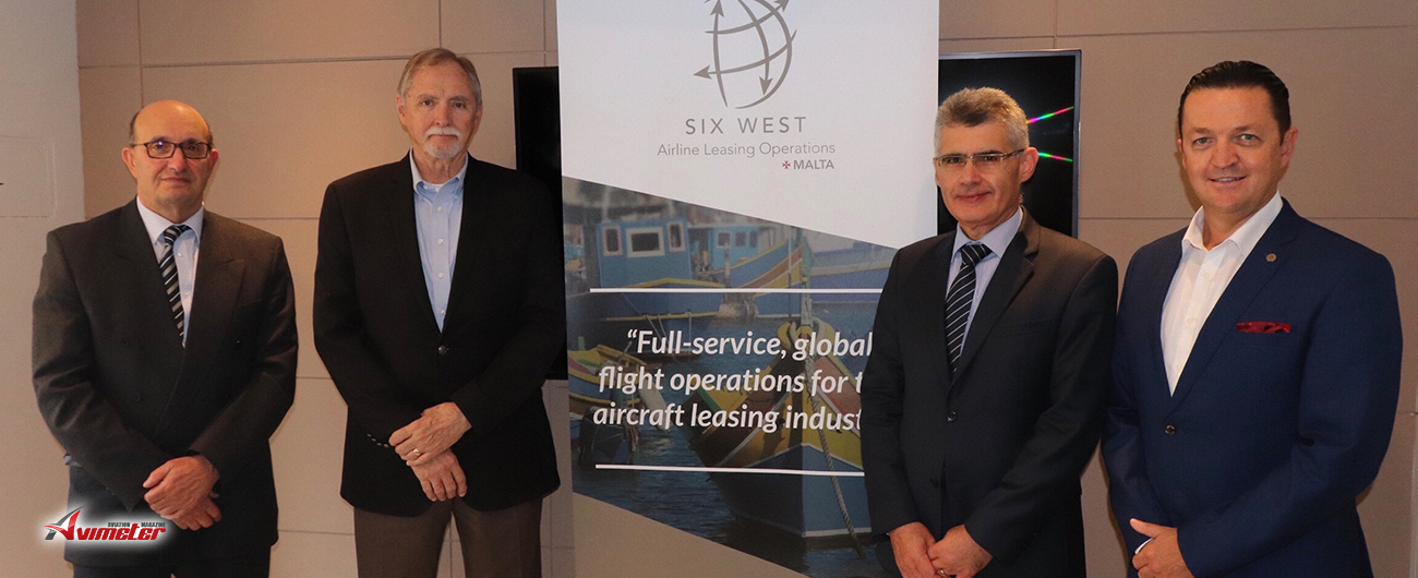 Six West and Malta MedAir Announce a Joint Venture to Foster Innovation in the Aircraft Leasing Industry